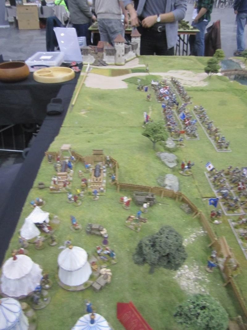 Reconstitution de la bataille de Cravant (1423) Cravan10