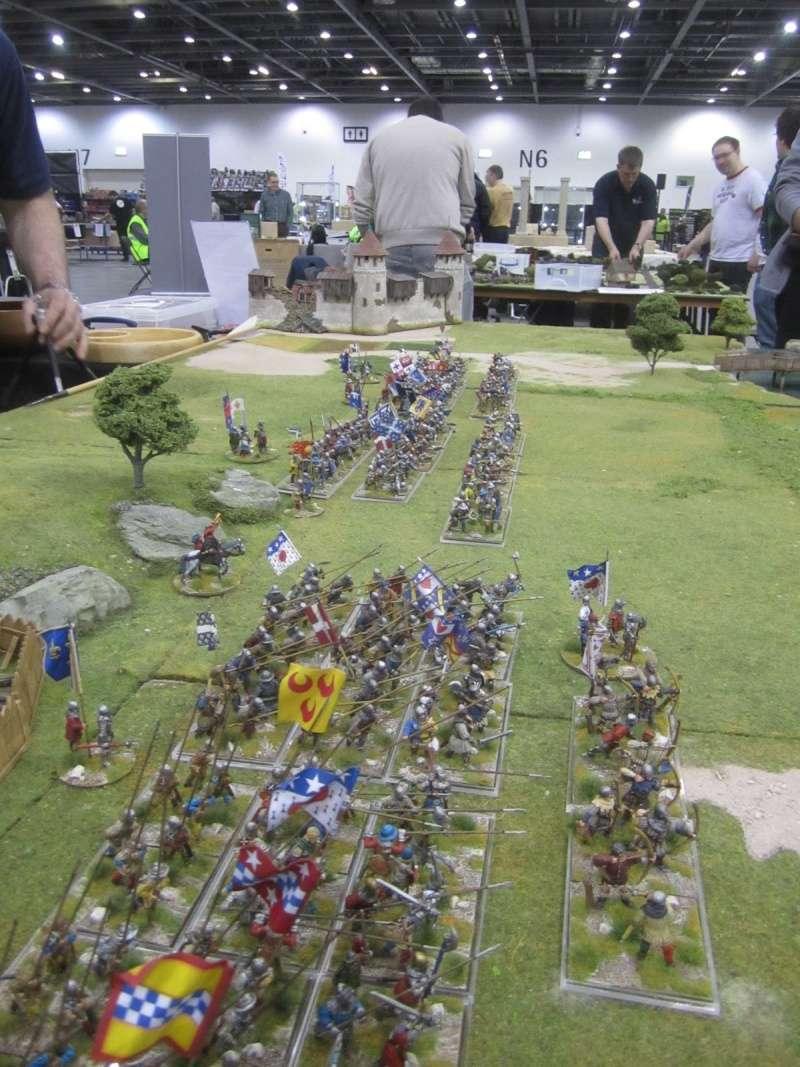 Reconstitution de la bataille de Cravant (1423) Cravan11
