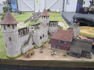Reconstitution de la bataille de Cravant (1423) Cravan13