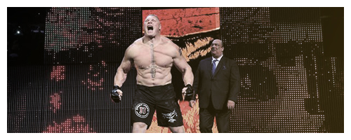 EPISODE 2 - BROCK LESNAR VS. CHARLIE HAAS Brock_10