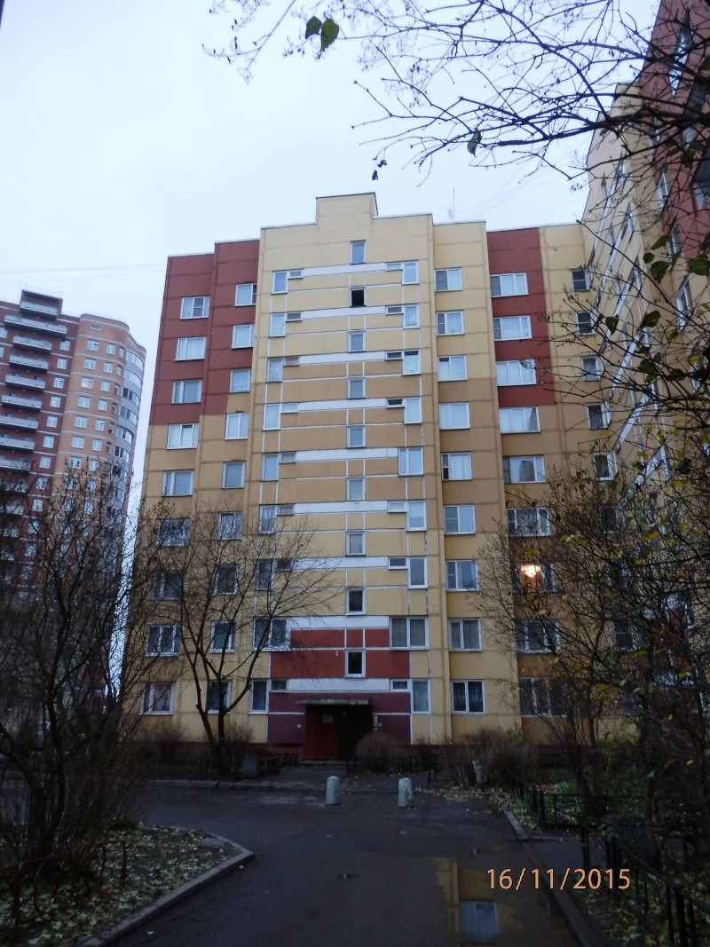 Отличная 2х комнатная квартира в Сестрорецке, Курортный район. Pb164414