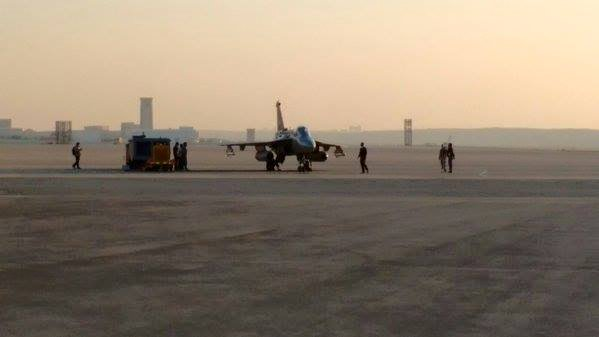 HAL Tejas point defence fighter  12510210