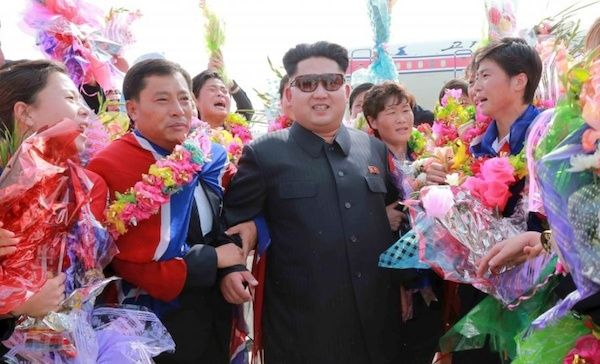 North Korea's Nuclear Program - Page 2 Kim110