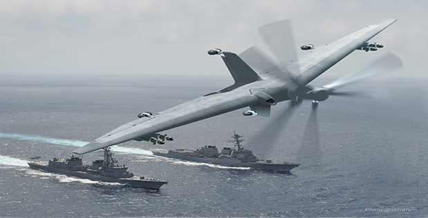 US Drones/UCAV General Thread: - Page 2 Tern-610