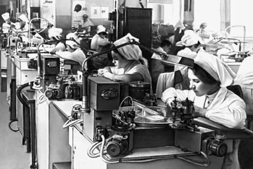 Une Type-1 d'avant guerre et petite histoire de l'usine Poljot (1 à 4) Kirov10