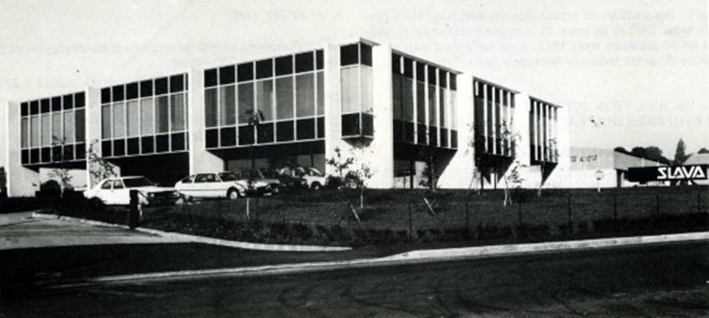 Raketa bizontine et petite histoire de l'usine Slava de Besançon Usine_10