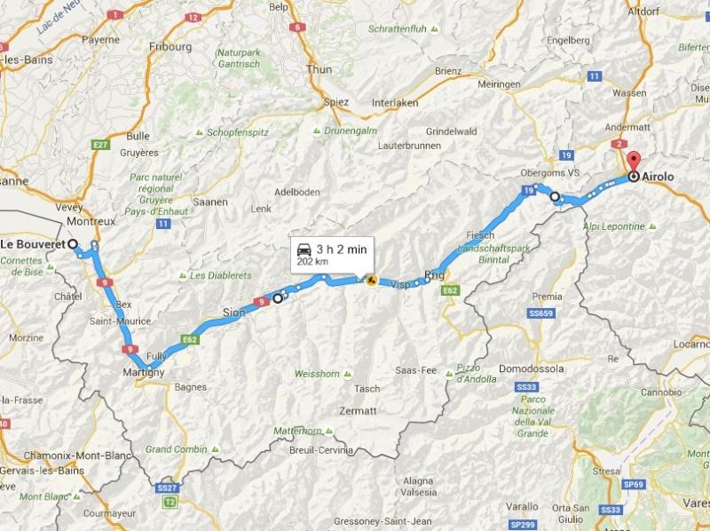 Mon Tour en Suisse (1/2) Captur55