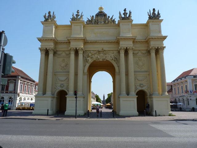 Potsdam ... Terminus P1070619