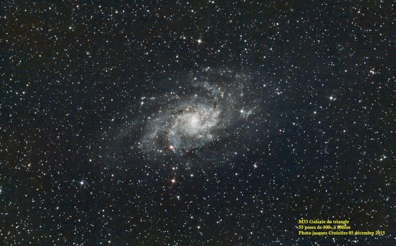 M33 La galaxie du triangle M33_tr10