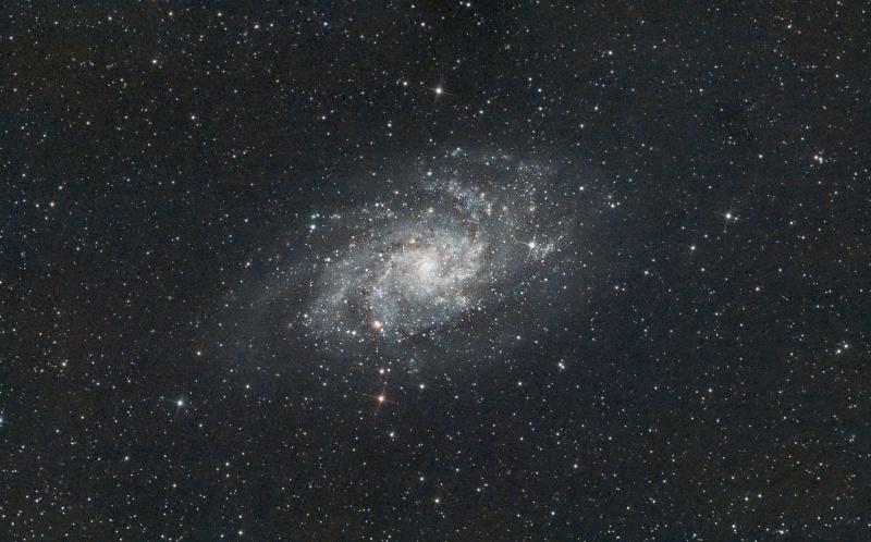 M33 La galaxie du triangle M33_tr11