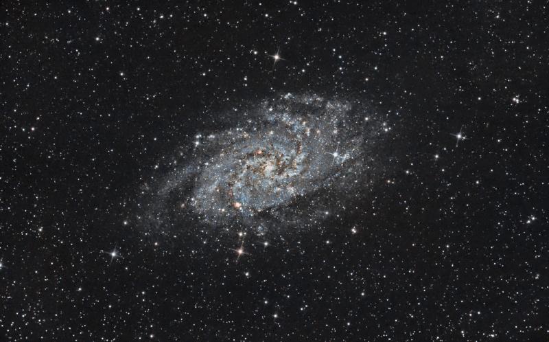 M33 La galaxie du triangle M33_tr17