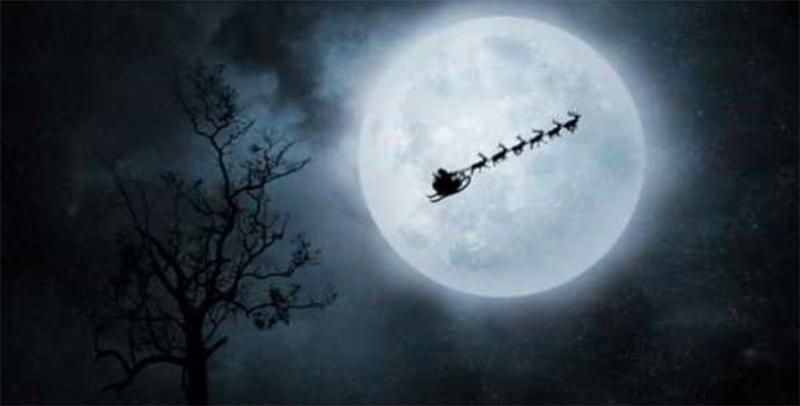 Joyeux Noël sous la lumière complice de notre lune Traine10
