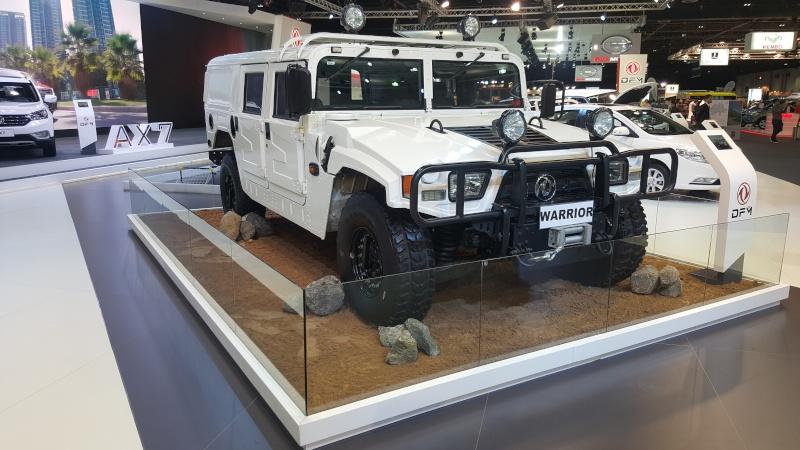 Humvee : La grosse brute est de retour ! 20151110