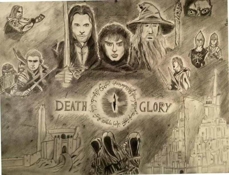 Concours de dessin n°3 : Sda/Hobbit  - Page 2 98313410