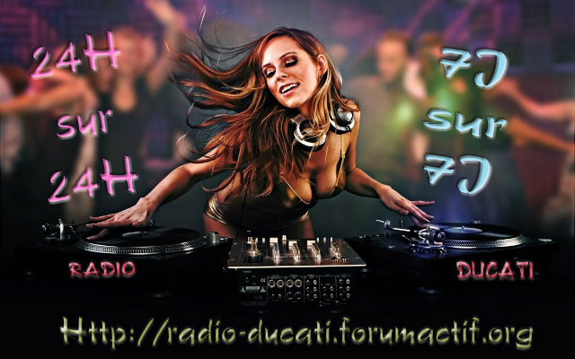 radio . ducati