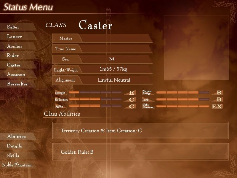 Invocations Caster10