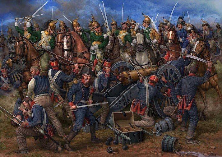 AAR Wellington s war from Hans Von Stockhausen (English version) 7a106d10