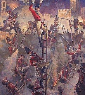 AAR Wellington s war from Hans Von Stockhausen (English version) Badajo10