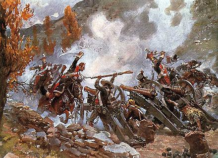 AAR Wellington s war from Hans Von Stockhausen (English version) Charge10