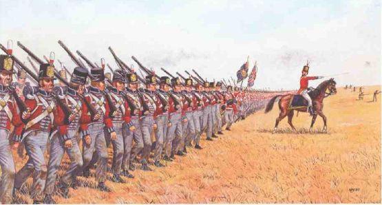 AAR Wellington s war from Hans Von Stockhausen (English version) Fdc45410