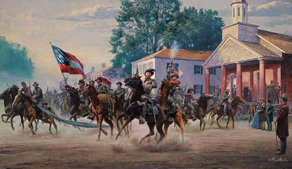 "CR: US Civil War de GMT  ""Campaign Game""  - Page 2 Morgan11"