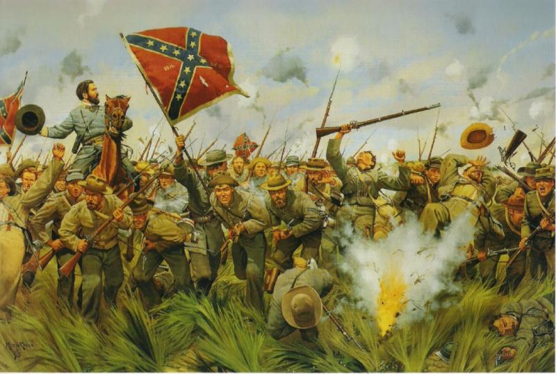 """CR: US Civil War de GMT  """"Campaign Game""""  - Page 3 Picket10"""