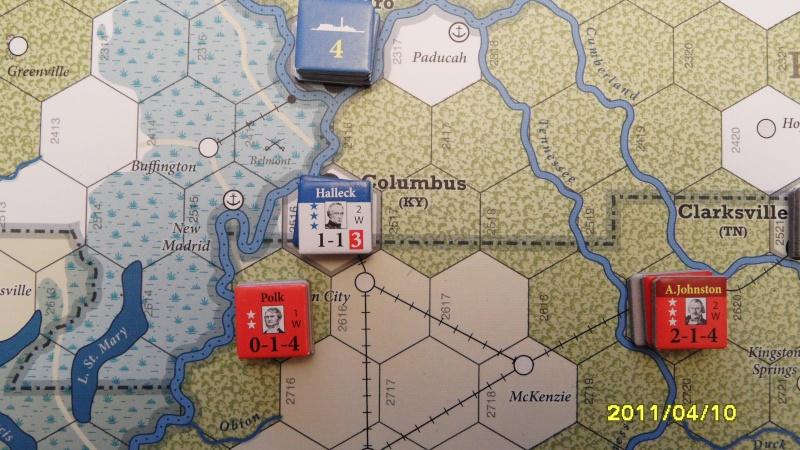 "CR: US Civil War de GMT  ""Campaign Game""  Sam_2522"