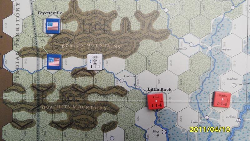 "CR: US Civil War de GMT  ""Campaign Game""  Sam_2524"
