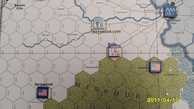 "CR: US Civil War de GMT  ""Campaign Game""  Sam_2525"