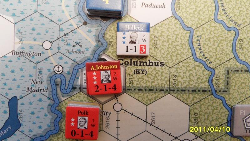 "CR: US Civil War de GMT  ""Campaign Game""  Sam_2528"