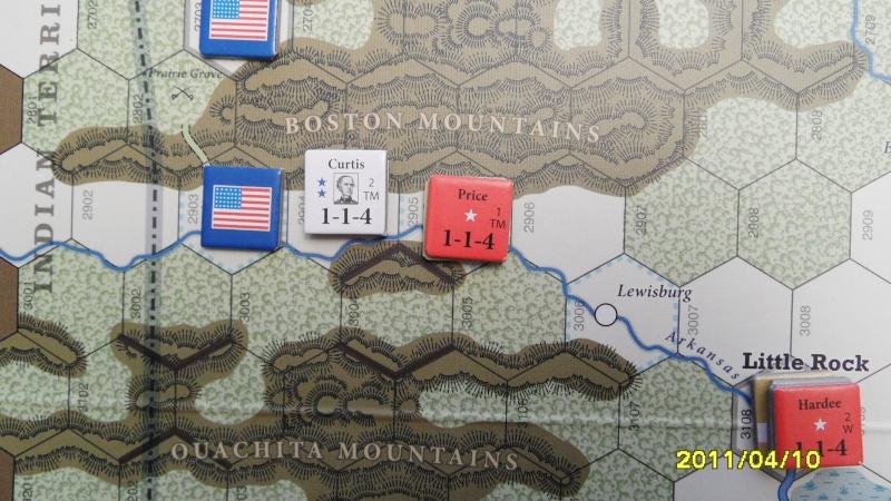 "CR: US Civil War de GMT  ""Campaign Game""  Sam_2529"