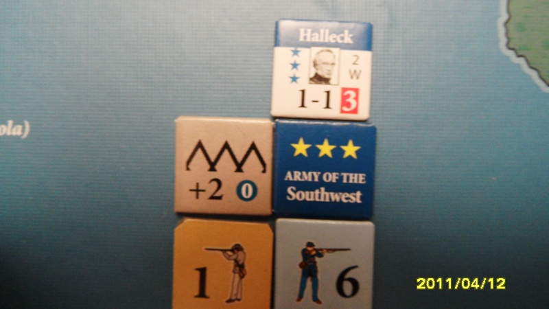 "CR: US Civil War de GMT  ""Campaign Game""  Sam_2530"