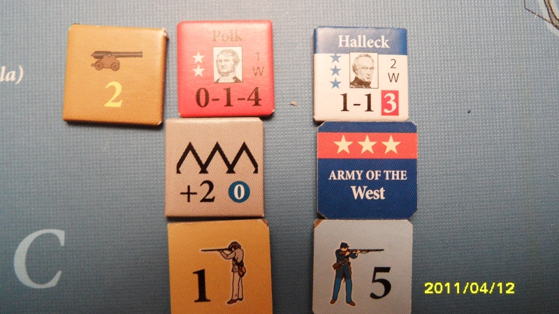 "CR: US Civil War de GMT  ""Campaign Game""  Sam_2531"