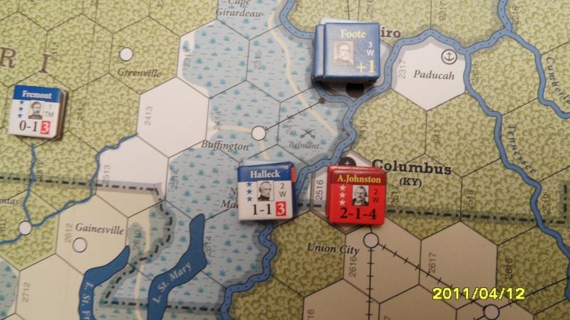 "CR: US Civil War de GMT  ""Campaign Game""  Sam_2532"