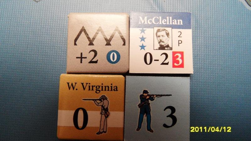 "CR: US Civil War de GMT  ""Campaign Game""  Sam_2533"