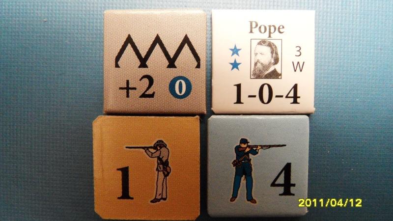 "CR: US Civil War de GMT  ""Campaign Game""  Sam_2535"