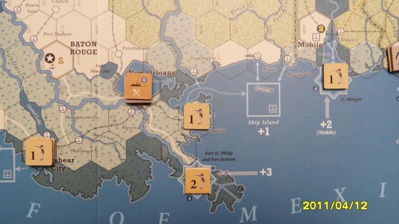 "CR: US Civil War de GMT  ""Campaign Game""  Sam_2536"