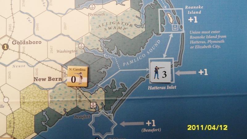 "CR: US Civil War de GMT  ""Campaign Game""  Sam_2537"