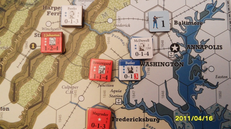 "CR: US Civil War de GMT  ""Campaign Game""  Sam_2538"