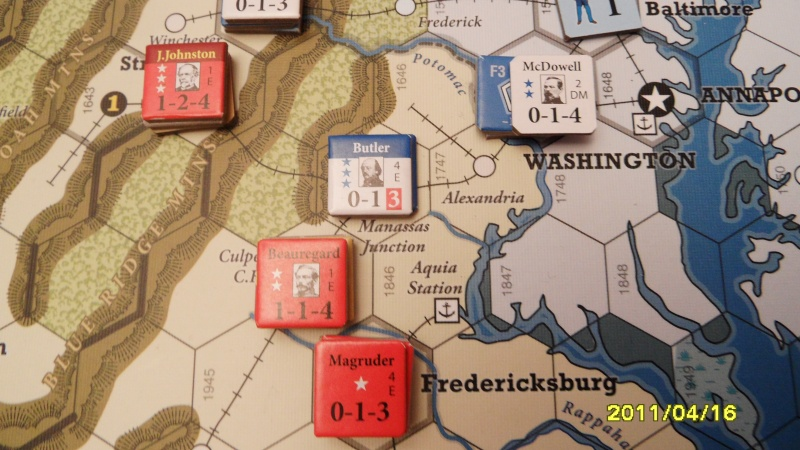 "CR: US Civil War de GMT  ""Campaign Game""  Sam_2539"