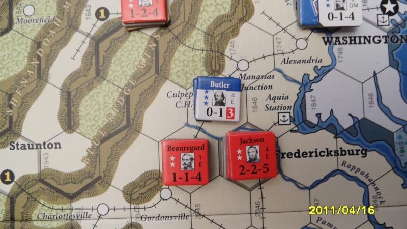"CR: US Civil War de GMT  ""Campaign Game""  Sam_2540"
