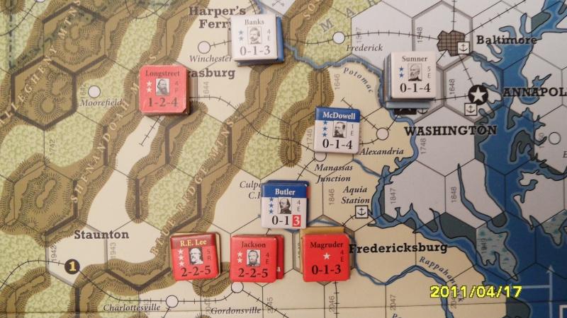 "CR: US Civil War de GMT  ""Campaign Game""  Sam_2543"