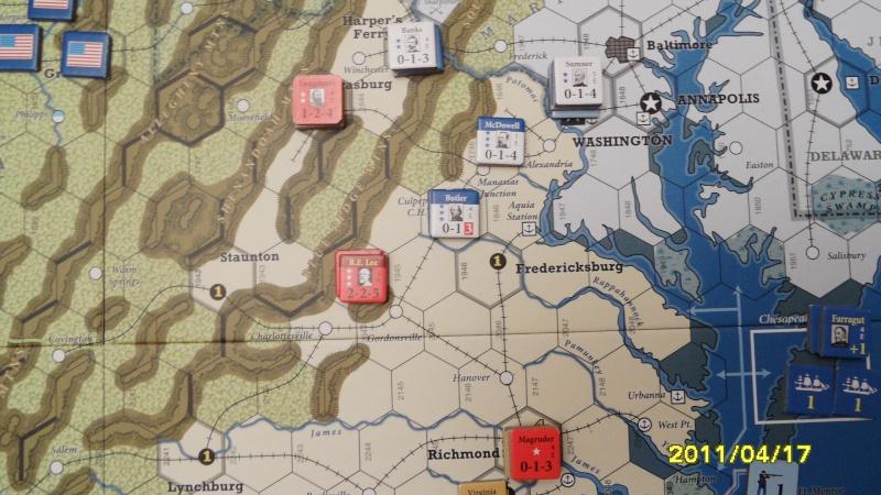"CR: US Civil War de GMT  ""Campaign Game""  Sam_2545"