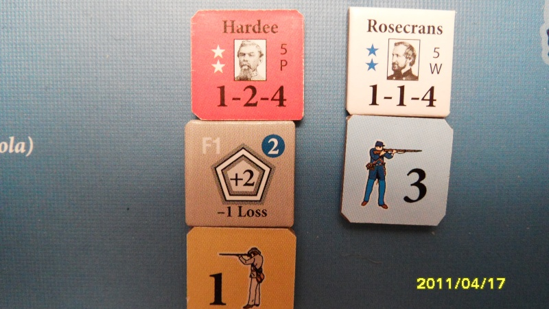 "CR: US Civil War de GMT  ""Campaign Game""  Sam_2612"