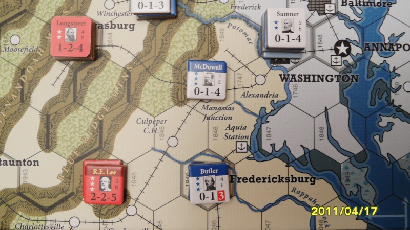 "CR: US Civil War de GMT  ""Campaign Game""  Sam_2613"