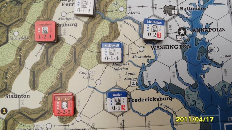 "CR: US Civil War de GMT  ""Campaign Game""  Sam_2615"