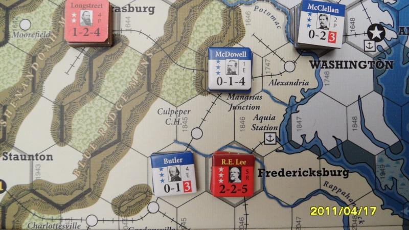 "CR: US Civil War de GMT  ""Campaign Game""  Sam_2617"