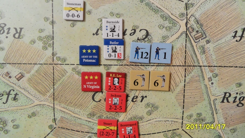 "CR: US Civil War de GMT  ""Campaign Game""  Sam_2620"