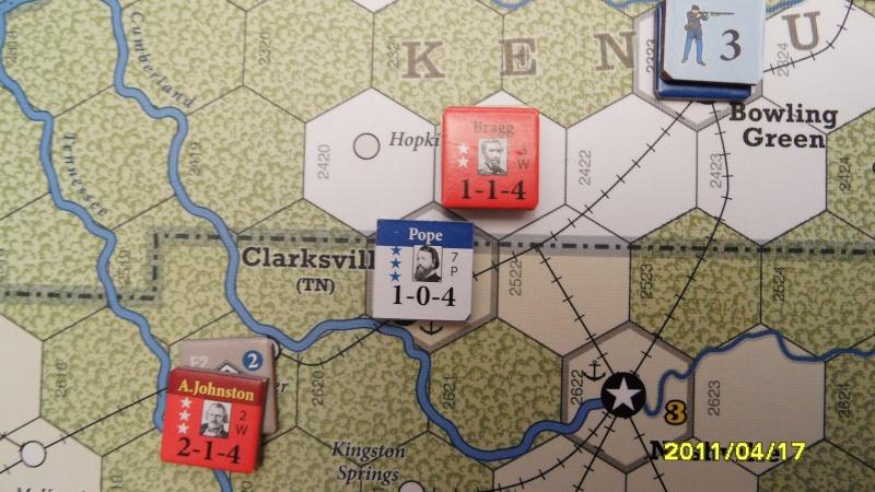 "CR: US Civil War de GMT  ""Campaign Game""  Sam_2621"
