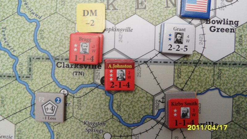 "CR: US Civil War de GMT  ""Campaign Game""  Sam_2626"